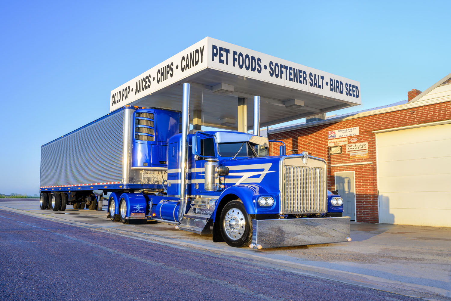 Shell Rotella SuperRigs – Classic Division