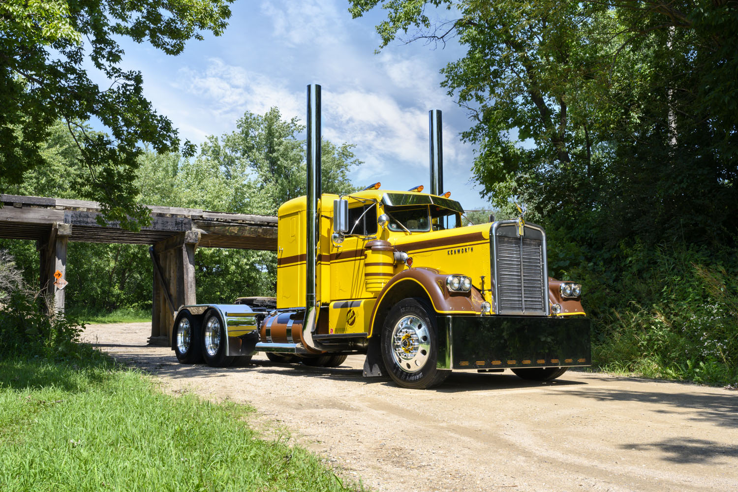 Shell Rotella SuperRigs – People's Choice