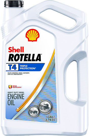 Shell Rotella<sup>®</sup> T6
